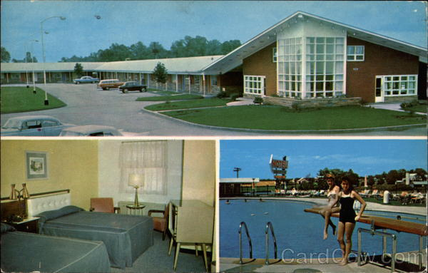 Motel Washingtonian Gaithersburg